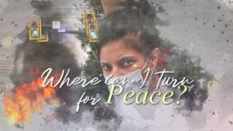 Where Can I Turn For Peace? (Arrangement, video editing and performance by Kyle Palmer)